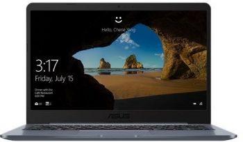Ноутбук Asus VivoBook E406SA-BV017T Celeron N3060/4Gb/eMMC32Gb/Intel HD Graphics 400/14