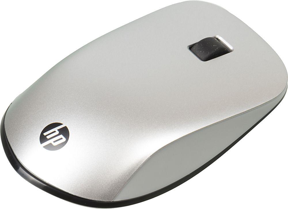 Мышь HP Z5000 серебристый оптическая (1200dpi) беспроводная BT (2but)