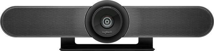 Камера Web Logitech MeetUp черный 2Mpix (3840x2160) USB3.0 с микрофоном