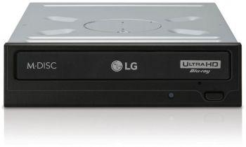 Привод Blu-Ray LG BH16NS60 черный SATA внутренний oem
