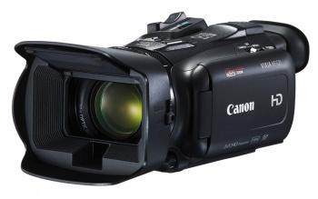Видеокамера Canon Legria HF G26 черный 20x IS opt 3