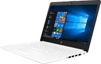 Ноутбук HP 14-ck0009ur Celeron N4000/4Gb/SSD128Gb/Intel HD Graphics 600/14