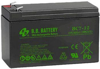 Батарея для ИБП BB BC 7-12 12В 7Ач