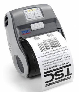 Принтер TSC ALPHA 3RW переносной черный