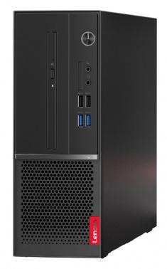 ПК Lenovo V530s-07ICB SFF Cel G4900 (3.1)/4Gb/1Tb 7.2k/UHDG 610/CR/noOS/GbitEth/180W/клавиатура/мышь/черный