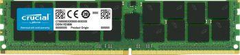 Память DDR4 Crucial CT16G4RFD8266 16Gb DIMM ECC Reg PC4-21300 CL19 2666MHz