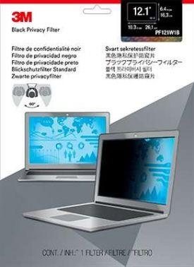 Пленка защиты информации для ноутбука 3M PF121W1B (7000013834) 12.1