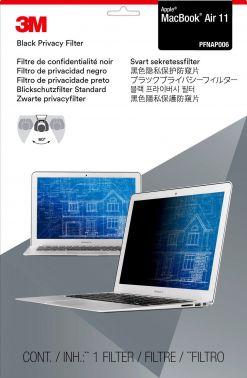 Пленка защиты информации для ноутбука 3M PFNAP006 (7100011159) 11.6
