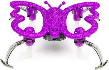 Квадрокоптер Pilotage Butterfly ПДУ розовый