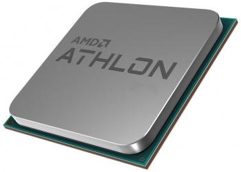 Процессор AMD Athlon 200GE AM4 (YD200GC6M2OFB) (3.2GHz/100MHz/Radeon Vega 3) Tray