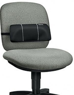 Поддерживающая подушка Fellowes Smart Suites Portable 80421 черный