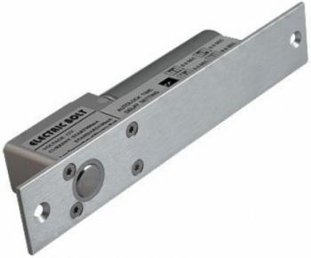 Замок электромеханический Hikvision DS-K4T108 нержавеющая сталь серебристый