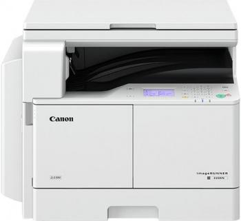 Копир Canon imageRUNNER 2206N (3029C003) лазерный печать:черно-белый (крышка в комплекте)