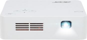 Проектор Acer C202i DLP 300Lm (854x480) 5000:1 ресурс лампы:20000часов 1xUSB typeA 1xHDMI 0.350кг