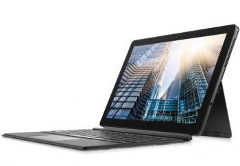 Планшет Dell Latitude 5290 Core i7 8650U (1.9) 2C/RAM16Gb/ROM512Gb 12.3