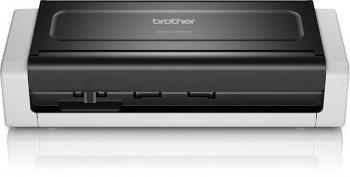 Сканер Brother ADS-1700W (ADS1700WTC1) A4 серый/черный