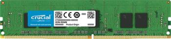 Память DDR4 Crucial CT4G4RFS8266 4Gb RDIMM ECC Reg PC4-21300 CL19 2400MHz