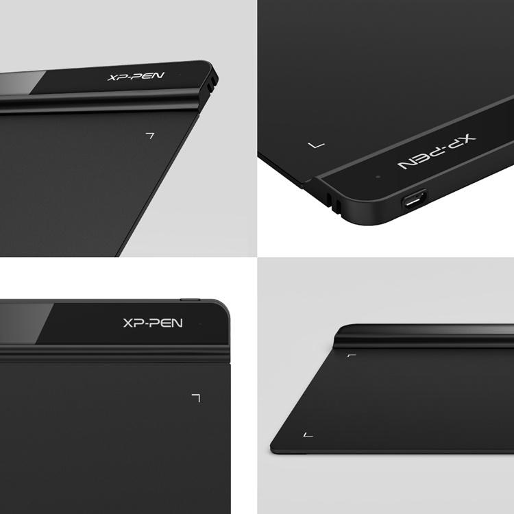 Графический планшет XP-Pen Star G640 USB черный