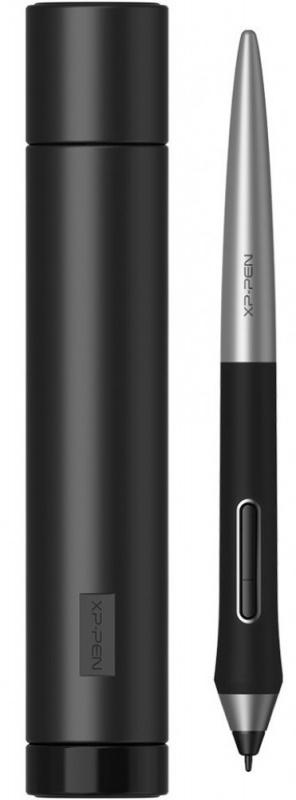 Графический планшет XP-Pen Deco Pro Medium USB черный/серебристый