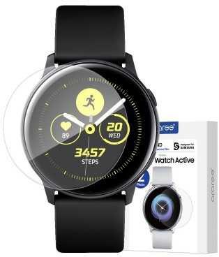 Пленка защитная Samsung araree Pure Diamond для Samsung Galaxy Watch Active2 (GP-TFR830KDATR)