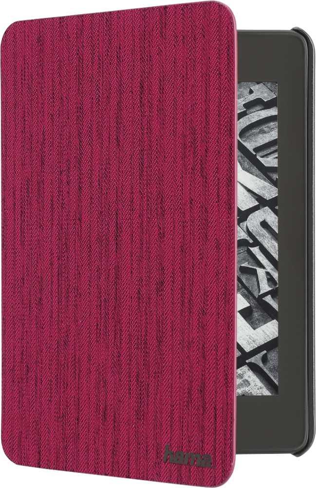Чехол Hama Tayrona красный полиэстер/поликарбонат Kindle Paperwhite 4