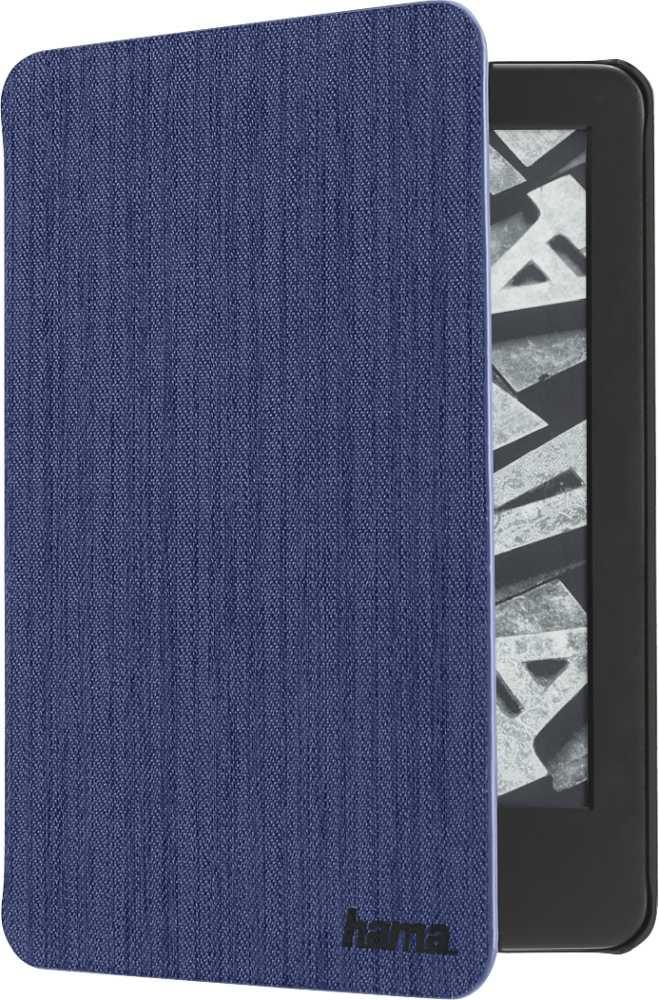 Чехол Hama Tayrona темно-синий полиэстер/поликарбонат Kindle