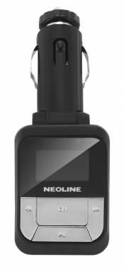Автомобильный FM-модулятор Neoline Droid FM черный MicroSD USB PDU