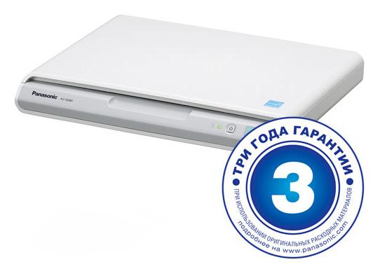 Сканер Panasonic KV-SS081 (KV-SS081-U) A4 белый