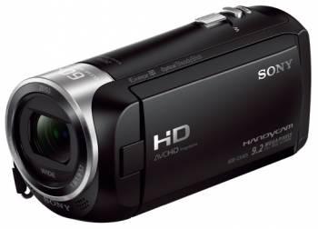 Видеокамера Sony HDR-CX405 черный 30x IS opt 2.7