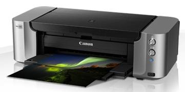 Принтер струйный Canon Pixma PRO-100S (9984B009) A3+ WiFi USB RJ-45 серый/черный