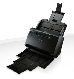Сканер Canon image Formula DR-C240 (0651C003) A4 черный