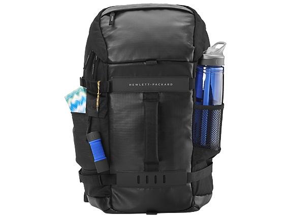 "Рюкзак для ноутбука 15.6"" HP L8J88AA серый/черный"