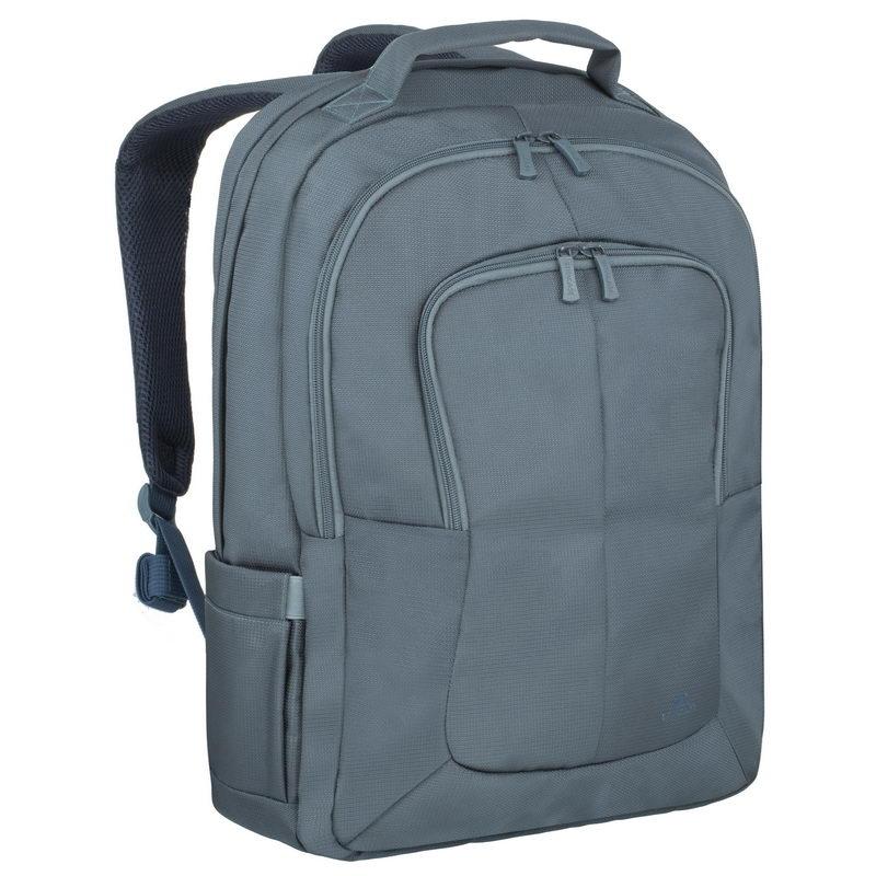 """Рюкзак для ноутбука 17"""" Riva 8460 аквамарин полиэстер"""