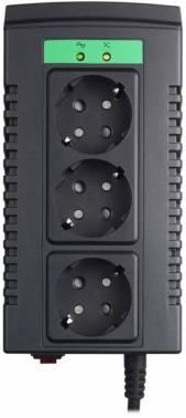 Стабилизатор напряжения APC Line-R LS1000-RS 500Вт 1000ВА