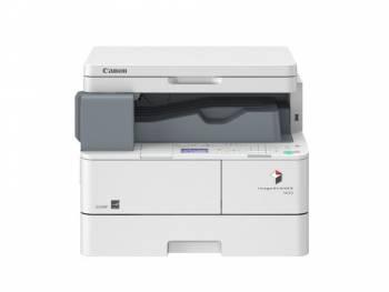 Копир Canon imageRUNNER 1435 MFP (9505B005) лазерный печать:черно-белый (крышка в комплекте) с тонером