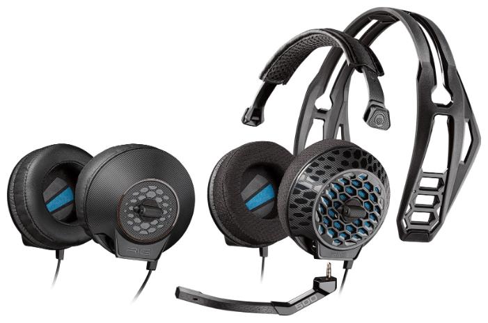 Наушники с микрофоном Plantronics RIG 500E Esport Edition черный мониторы оголовье (203802-05)
