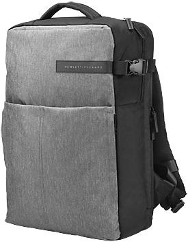 """Рюкзак для ноутбука 15.6"""" HP Signature Backpack черный/серый синтетика (L6V66AA)"""