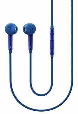 Гарнитура вкладыши Samsung EO-EG920L 1.2м голубой проводные (в ушной раковине)