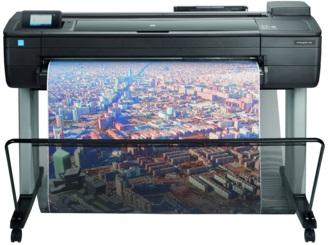 Плоттер HP Designjet T730 (F9A29A) A0/36
