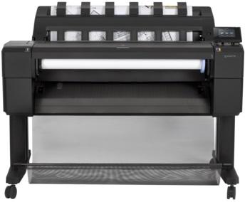 Плоттер HP Designjet T930 (L2Y21A) A0/36