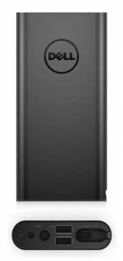 Мобильный аккумулятор Dell Power Companion PW7015L Li-Ion 18000mAh 2.1A черный 2xUSB