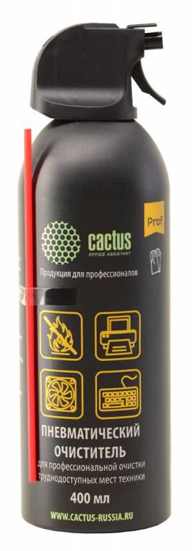 Пневматический очиститель Cactus CSP-Air400AL для очистки техники 400мл
