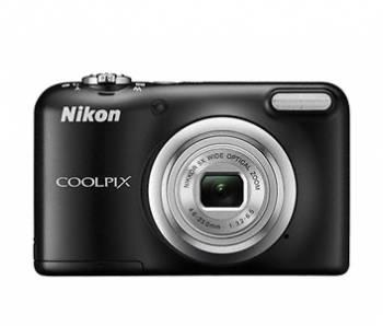 Фотоаппарат Nikon CoolPix A10 черный 16.1Mpix Zoom5x 2.7
