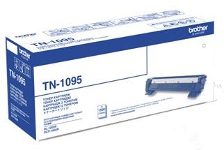 Тонер Картридж Brother TN1095 черный (1500стр.) для Brother HL-1202R/DCP-1602R