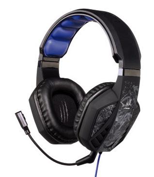 Наушники с микрофоном Hama uRage SoundZ черный 2.5м мониторы оголовье (00113736)