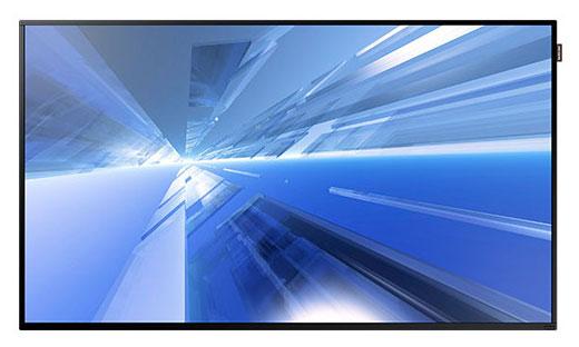 """Панель Samsung 32"""" DM32E черный LED 16:9 DVI HDMI M/M матовая 400cd 178гр/178гр 1920x1080 D-Sub FHD USB (RUS)"""