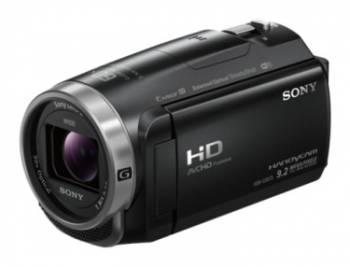 Видеокамера Sony HDR-CX625 черный 30x IS opt 3