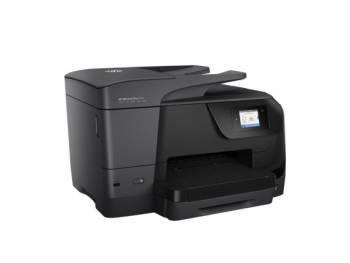 МФУ струйный HP Officejet Pro 8710 e-AiO (D9L18A) A4 Duplex WiFi USB RJ-45 черный