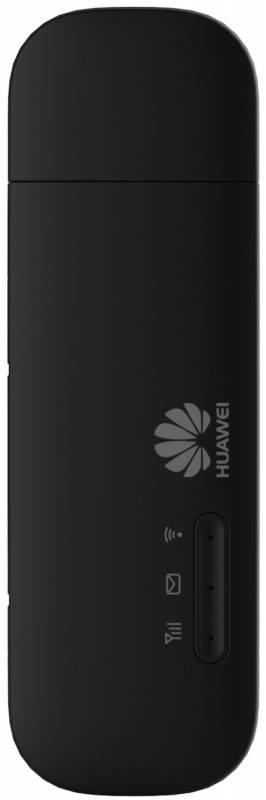 Модем 2G/3G/4G Huawei E8372 USB Wi-Fi +Router внешний черный