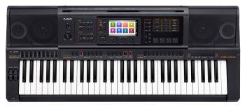 Синтезатор Casio MZ-X300 61клав. черный